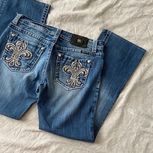 Miss Me•Boot Jeans